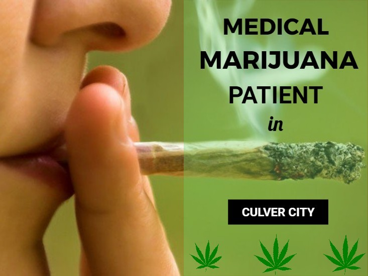 How to Become a Medical Marijuana Patient in Culver City