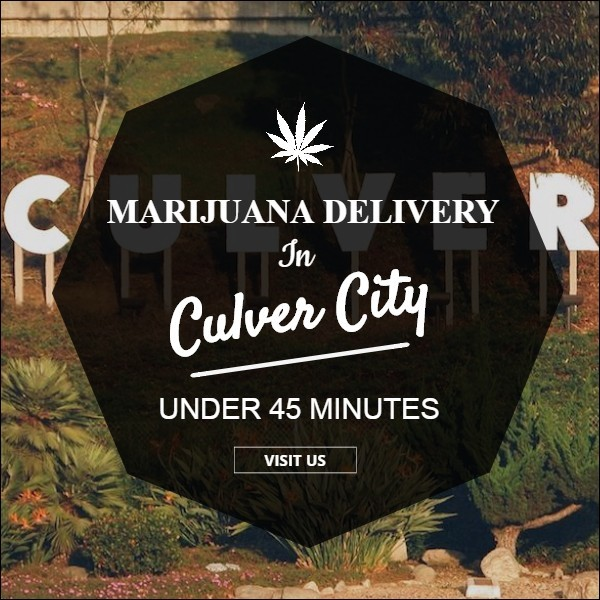 Medical Marijuana To Your Doorstep? Get 45 Minutes Culver City Marijuana Delivery