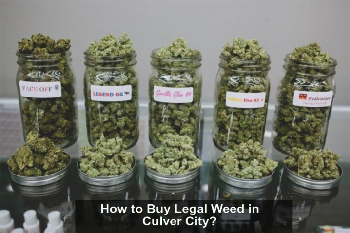 How to Buy Legal Weed in Culver City?
