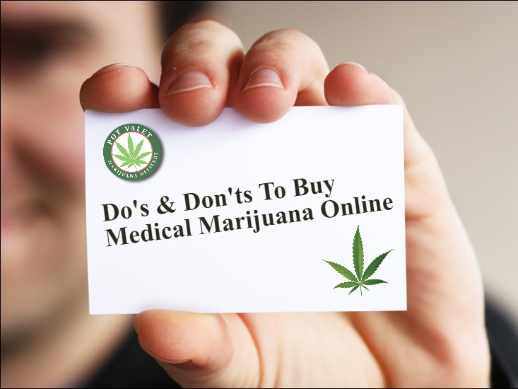 Do's and Don'ts to Buy Medical Marijuana Online in Culver City